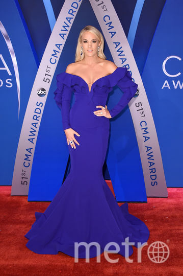 CMA Awards-2017. Керри Андервуд. Фото Getty