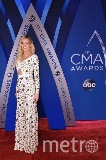 CMA Awards-2017. Келси Баллерини. Фото Getty