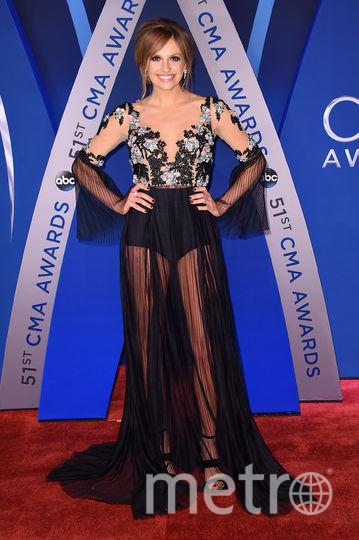 CMA Awards-2017. Карли Пирс. Фото Getty