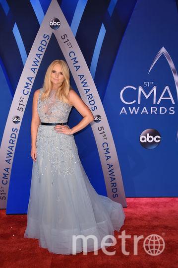 CMA Awards-2017. Миранда Ламберт. Фото Getty