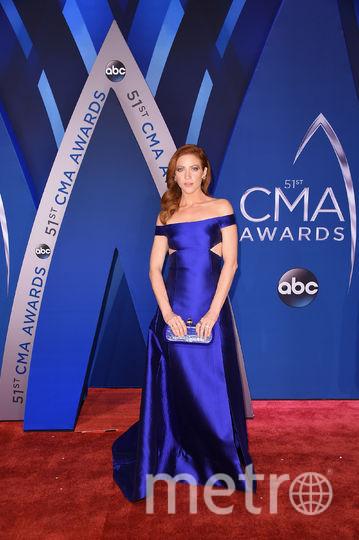 CMA Awards-2017. Бриттани Сноу. Фото Getty
