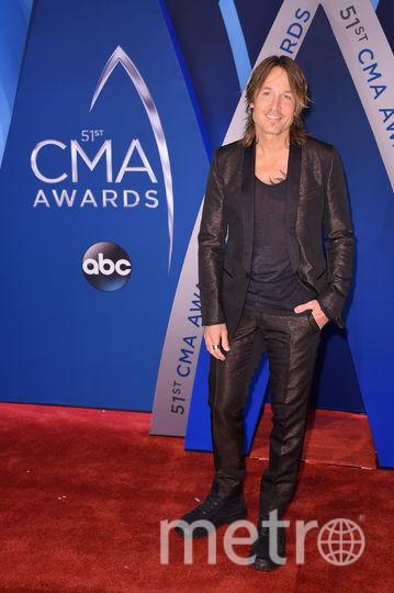 CMA Awards-2017. Кит Урбан. Фото Getty