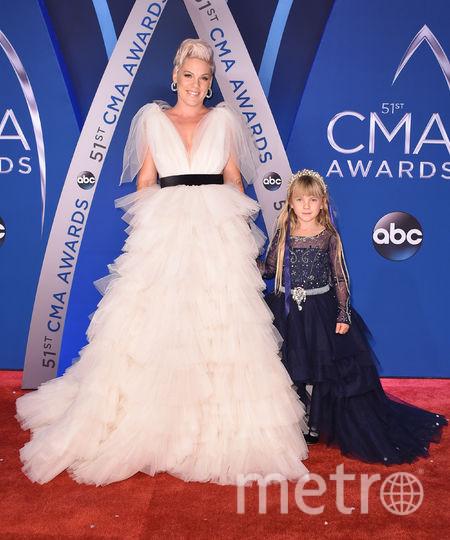 CMA Awards-2017. Пинк. Фото Getty