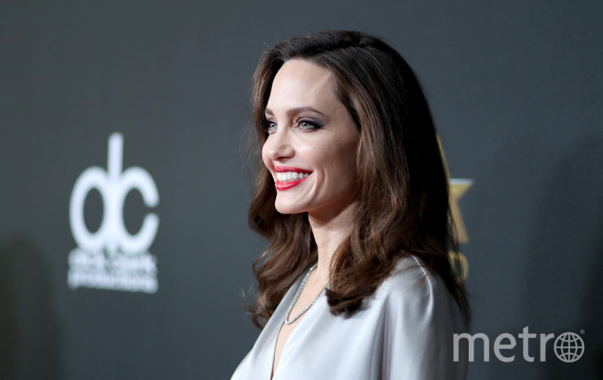 Анжелина Джоли. Фото Getty