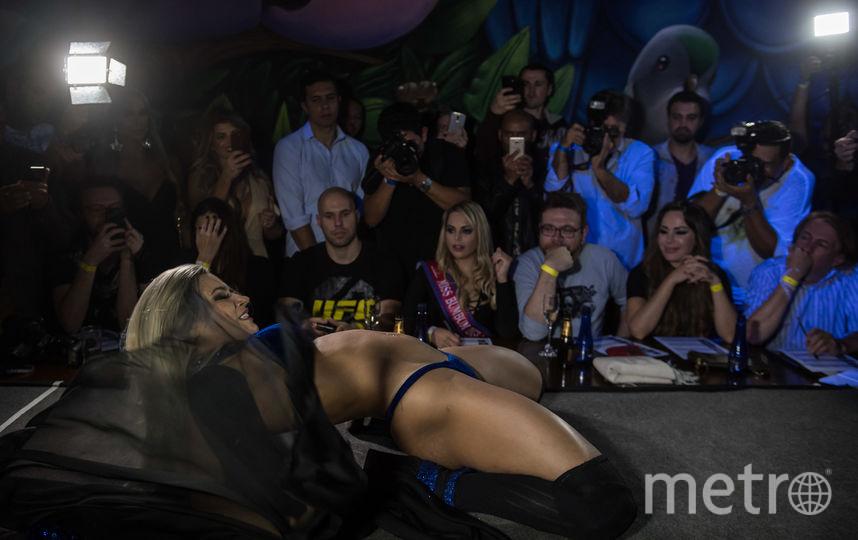 """Конкурс """"Мисс Бум-Бум"""" проходит в Бразилии с 2011 года. Фото AFP"""