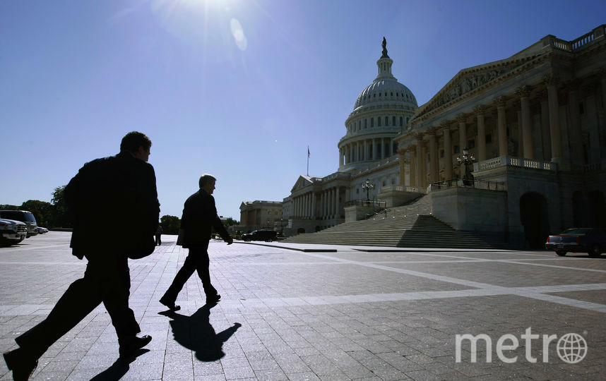 Конгресс США. Фото Getty
