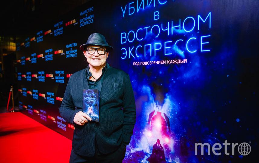 """Дмитрий Дибров. Фото Предоставлено PR Агентством """"Sarafan""""."""