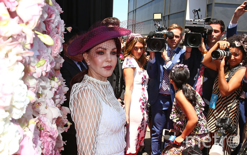 Присцилла Пресли сейчас. Фото Getty