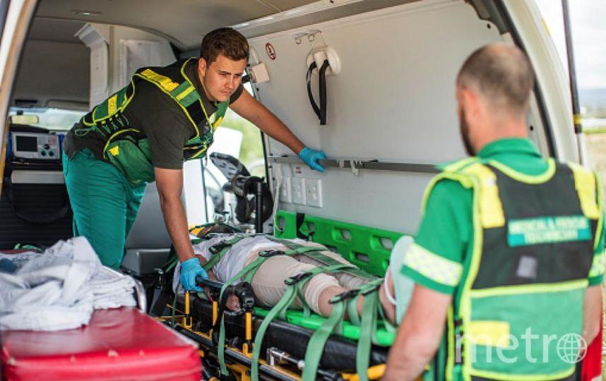 """В Германии медбрат убил 106 человек, проводя """"личный эксперимент"""". Фото Getty"""