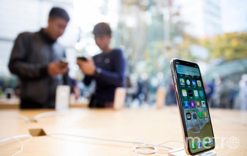 Apple признала наличие дефекта у iPhone X. Фото Getty