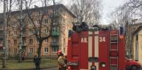 Жильцов дома на Тихорецком в Петербурге эвакуировали