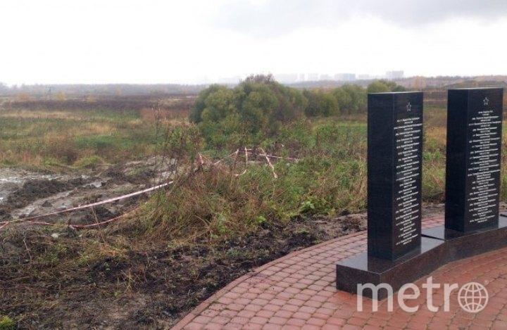 """Вишневский: Строительство """"на костях"""" могут продолжить. Фото Поисковики Санкт-Петербурга, vk.com"""