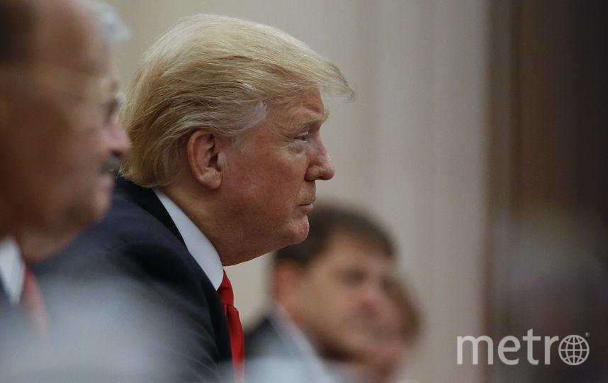 Дональд Трамп во Вьетнаме. Фото Getty