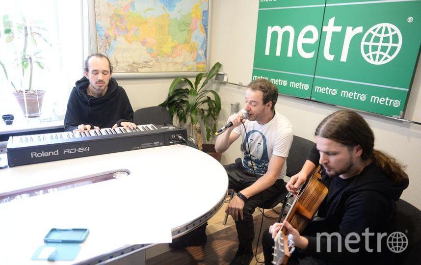 "Группа Animal ДжаZ в  Metro. Фото Святослав Акимов, ""Metro"""