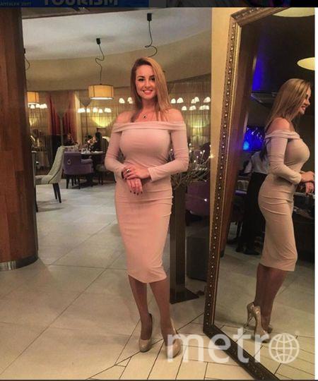 Яна Филиппова из Барнаула. Фото https://www.instagram.com/ya_yanushka/