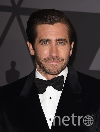 Governors Awards в Голливуде. Джейк Джилленхол. Фото Getty