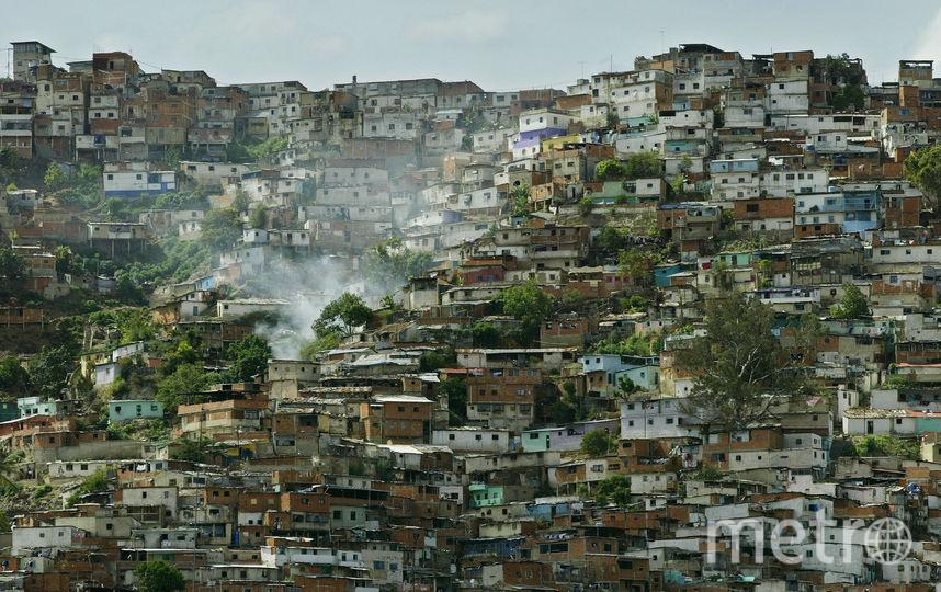 Каракас. Фото Getty