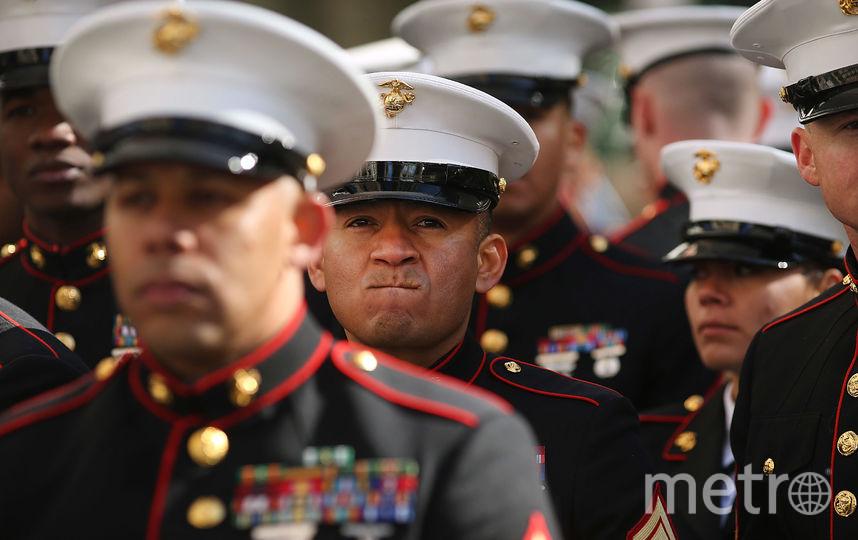 Вооруженные силы США. Фото AFP