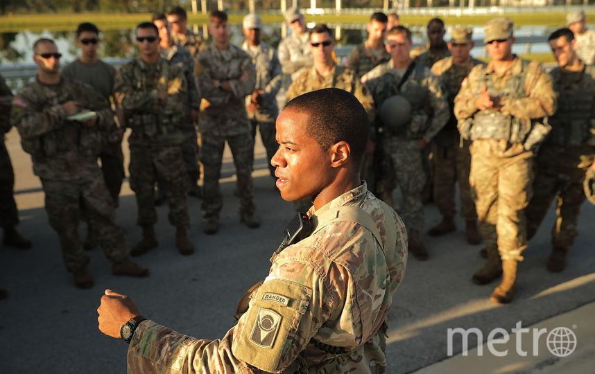 Вооруженные силы США. Фото Getty
