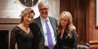 Милана Кержакова стала амбассадором гостиницы LOTTE в Санкт-Петербурге