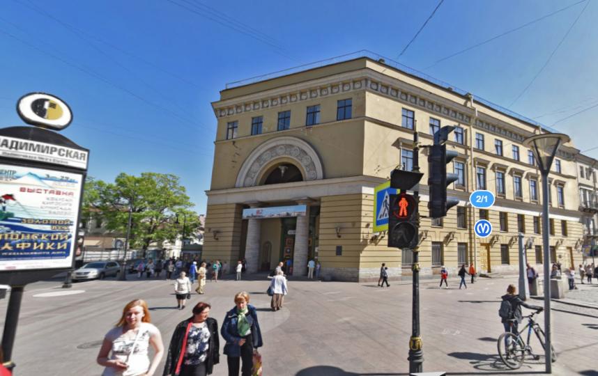 Станцию метро «Владимирская» вцентре Петербурга закроют практически намесяц