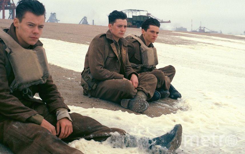 """Кадр из фильма """"Дюнкерк"""". Фото Кинокомпания Warner Bros."""
