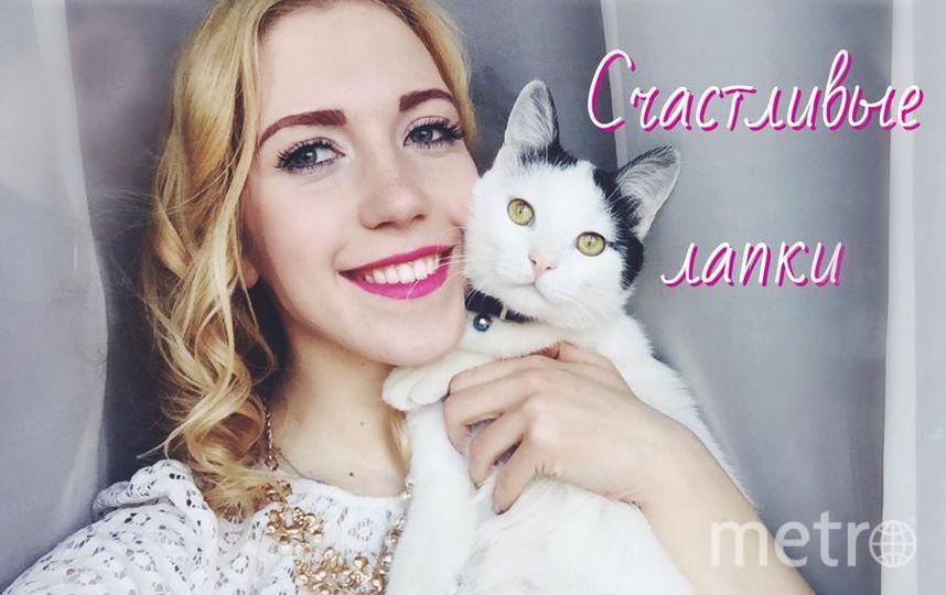 Ирина Олеговна Ануфриева. Кот по имени Зефир.