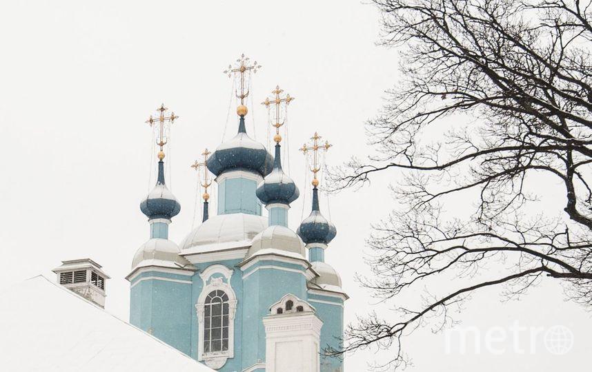 """В Сампсониевском соборе обнаружены повреждения после передачи РПЦ. Фото Архивное фото., """"Metro"""""""