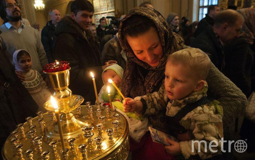 """Настоятель Сампсониевского собора ответил на обвинения Вишневского. Фото Архивное фото., """"Metro"""""""