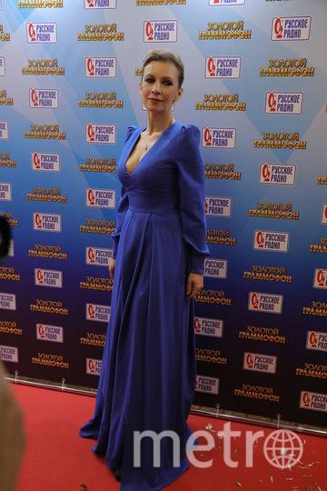 Мария Захарова. Фото Олег Андреев