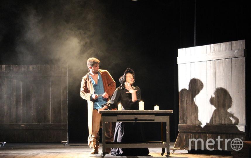 """Гастроли петербургского театра прошли с аншлагом в Абхазии. Фото Дарья Есенина, """"Metro"""""""