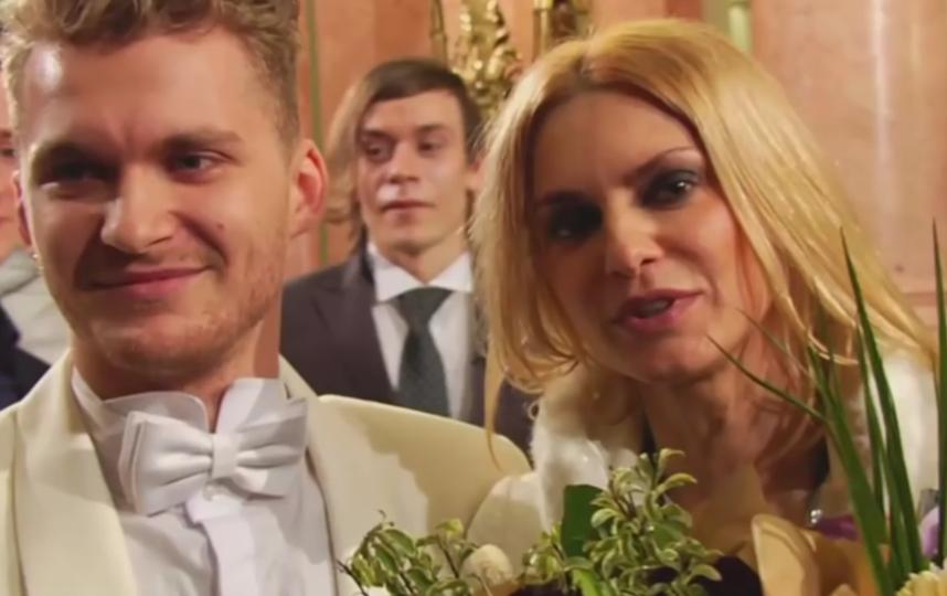 Юлий Миткевич-Далецкий и Татьяна Ларина. Фото Скриншот Youtube