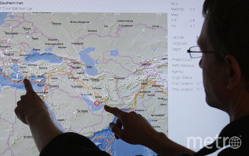 Жертвами землетрясения в Иране и Ираке стали более 400 человек. Фото Getty