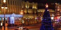 Петербург уже украшают к Новому году: что думают об этом горожане