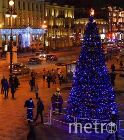 ВСмольном анонсировали, как будет работать транспорт вНовогоднюю иРождественские ночи