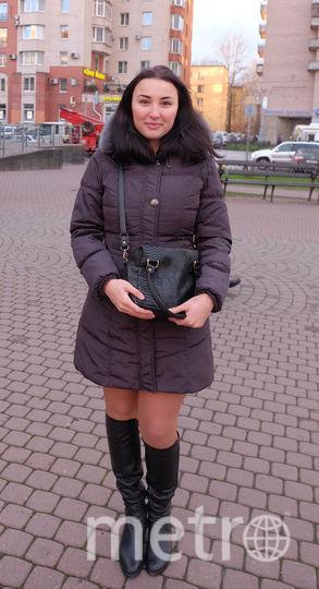"Мария Боброва. Фото ""Metro"""