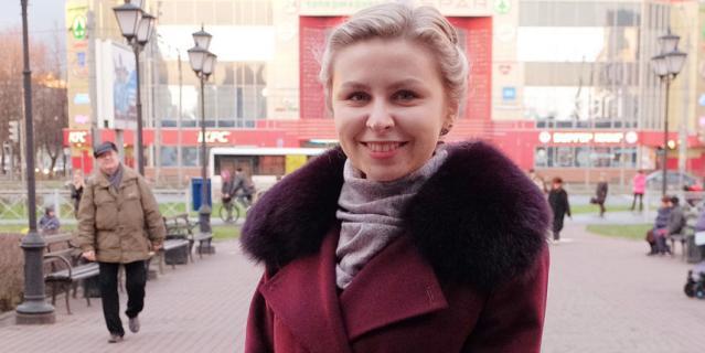 Ирина Кузнецова.