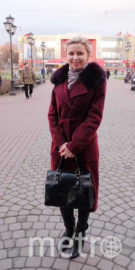 """Ирина Кузнецова. Фото """"Metro"""""""