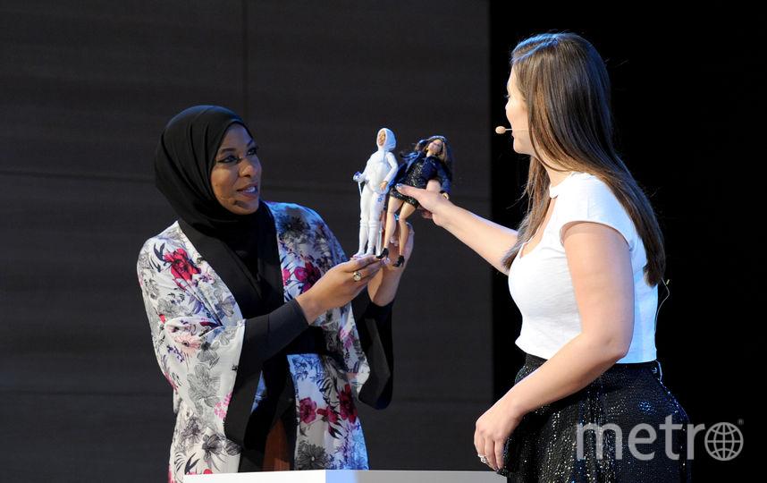 Производители Барби впервый раз выпустили куклу вхиджабе