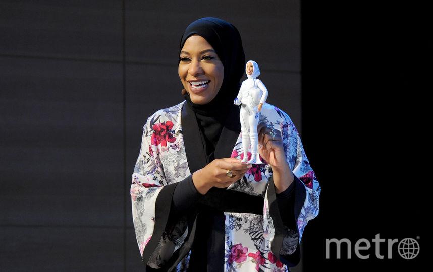 НаБарби впервый раз официально наденут хиджаб