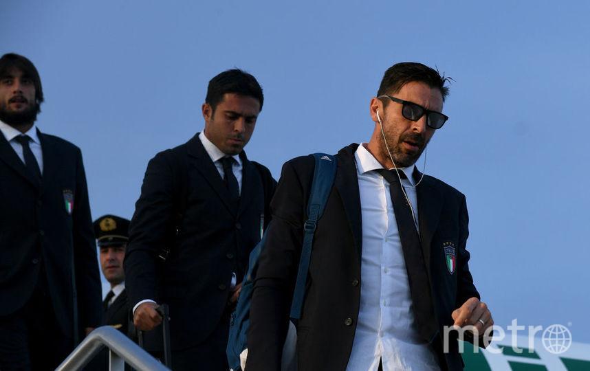 Джанлуиджи Буффон, итальянский вратарь. Фото Getty