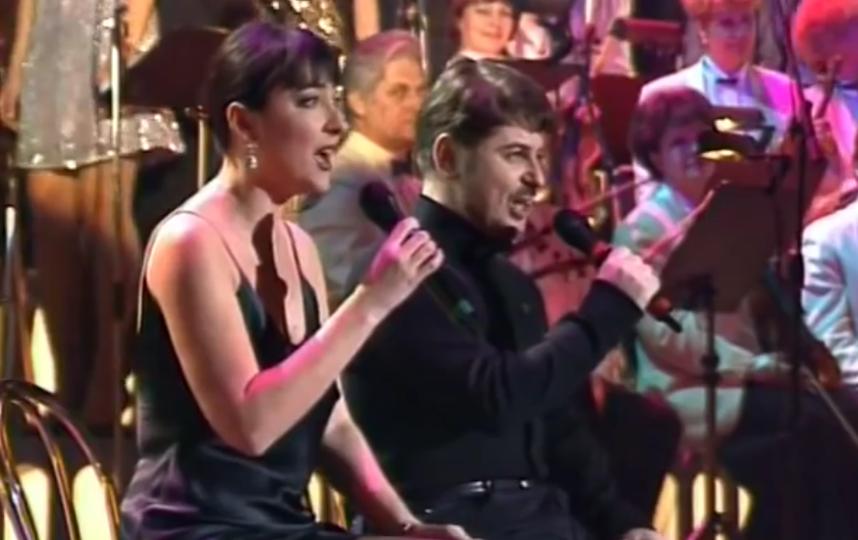 Лолита и Александр Цекало. Фото Скриншот Youtube