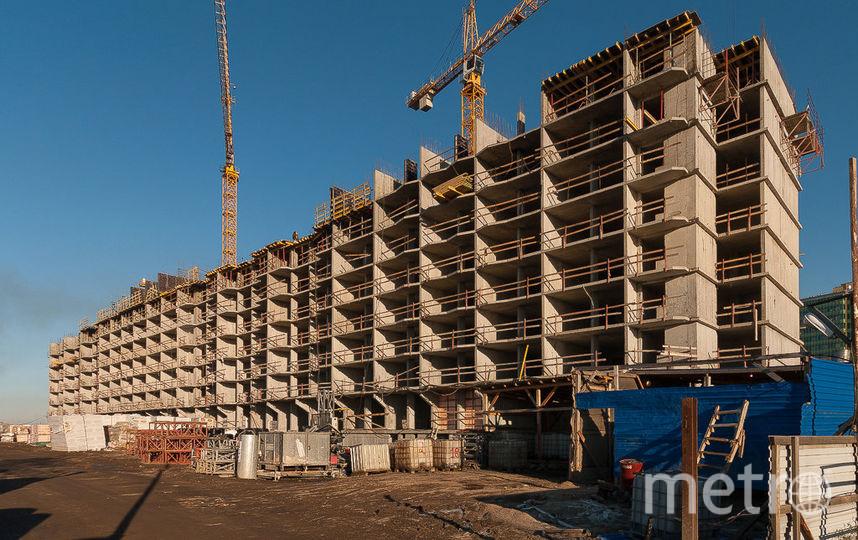 ЖК Материк - пример качественного современного строительства.