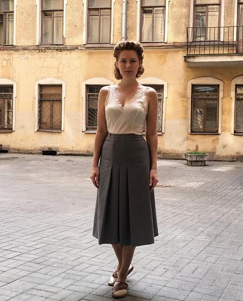 Мария Кожевникова показала фото в детстве ко дню рождения. Фото Скриншот Instagram: mkozhevnikova