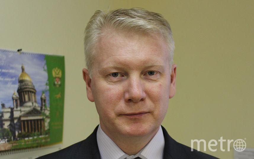 Заместитель руководителя управления Вячеслав Тукаев.