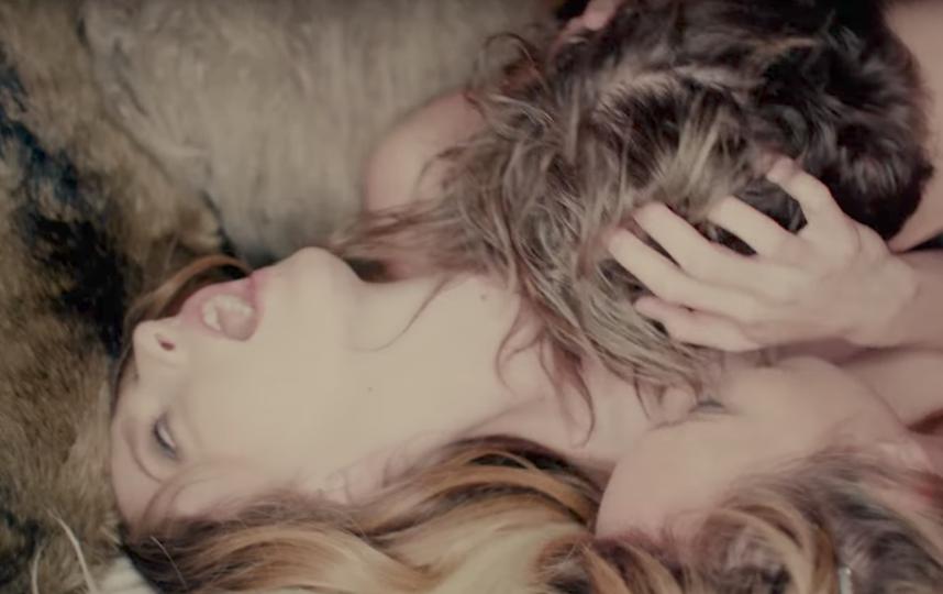 Кадр из нового клипа Мэрилина Мэнсона. Фото Скриншот Youtube
