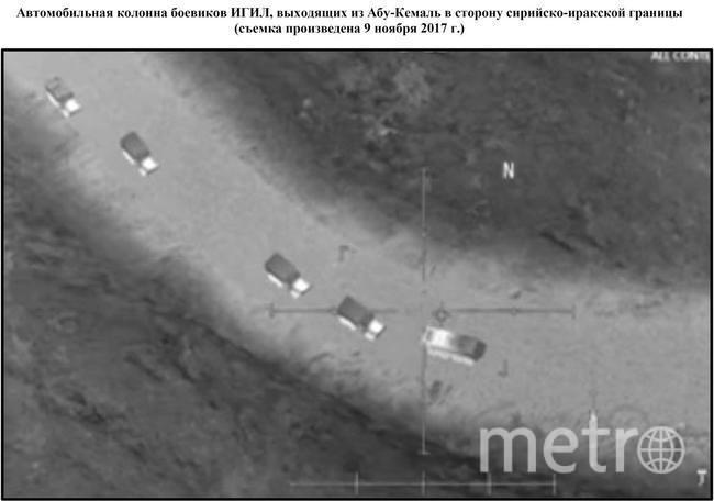 Кадры, которые использовало Минобороны. Фото Скриншот из Twitter @mod_russia
