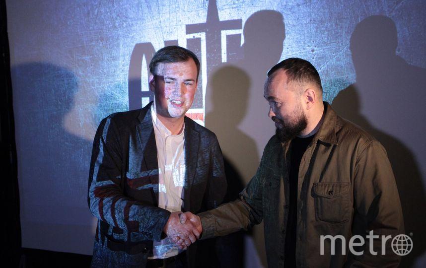 Петербургский депутат Анохин представил свой первый рэп-клип.