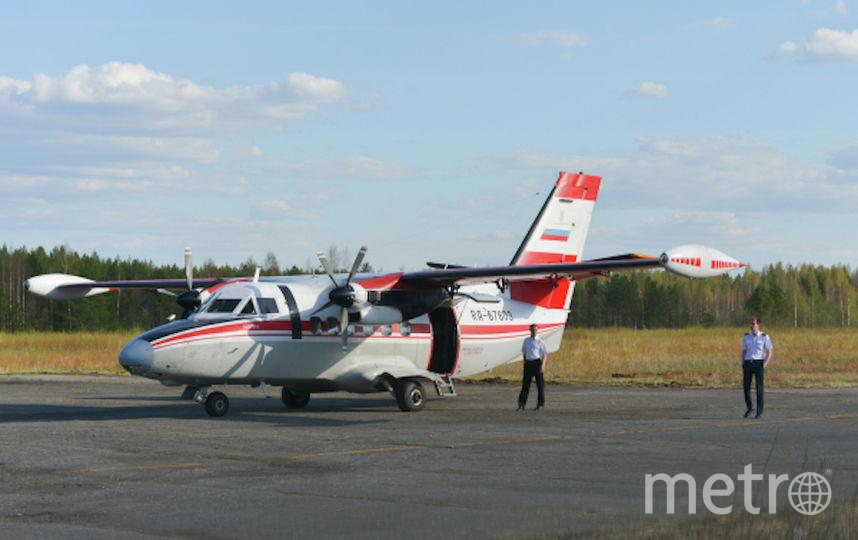 В Хабаровском крае разбился пассажирский самолёт: СК назвал три версии крушения. Фото РИА Новости
