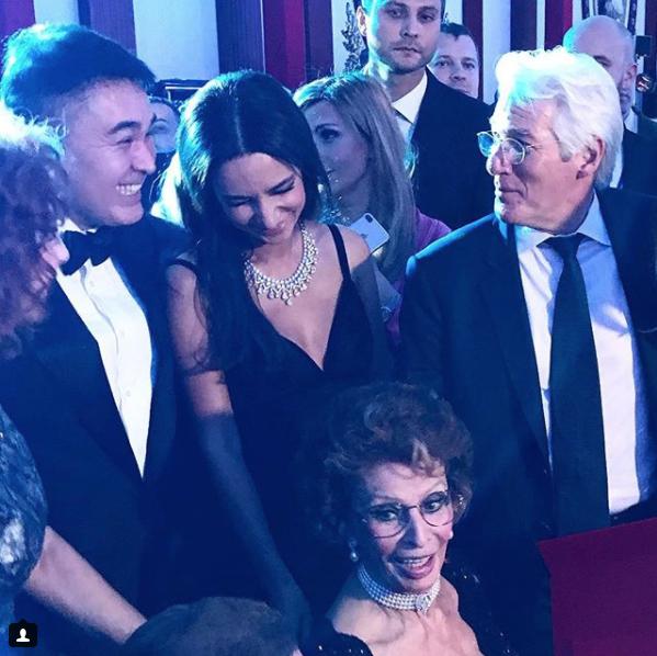 Скриншот instagram.com/arman_dav/?hl=ru.